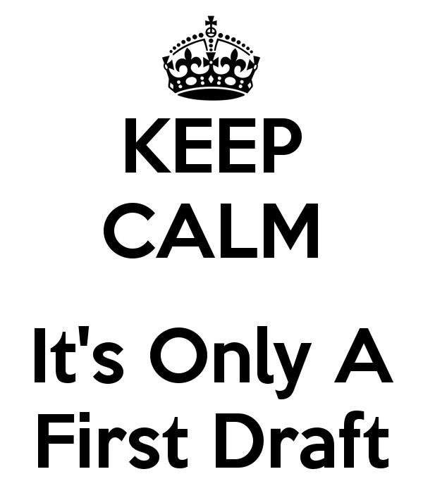 Writing my first novel